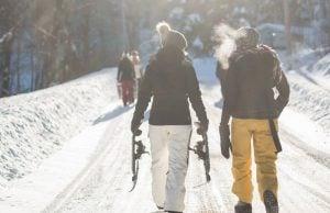 Winter Hikes & Snowshoe Trails Vancouver