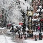 Vancouver Might Get Dumped By 15cm of Snow on Friday