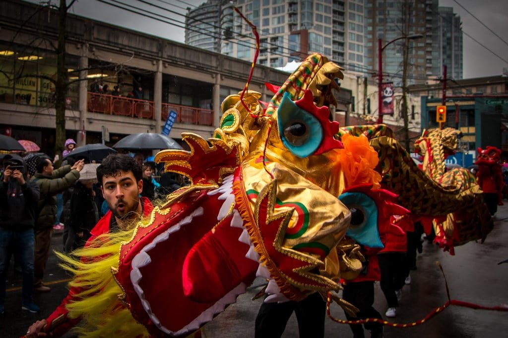 Vancouver Chinese New Year Parade