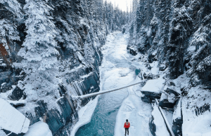 14 Stunning Winter Photos Of Kootenay National Park
