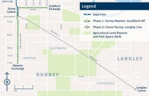 Surrey Light Rail