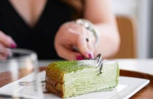 l'otus cake - crepe cake