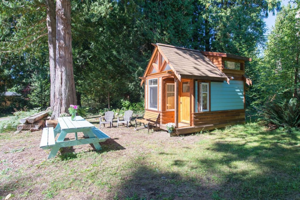 BC Micro Cabins And Tiny Houses You Can Rent Or Buy 604 Now