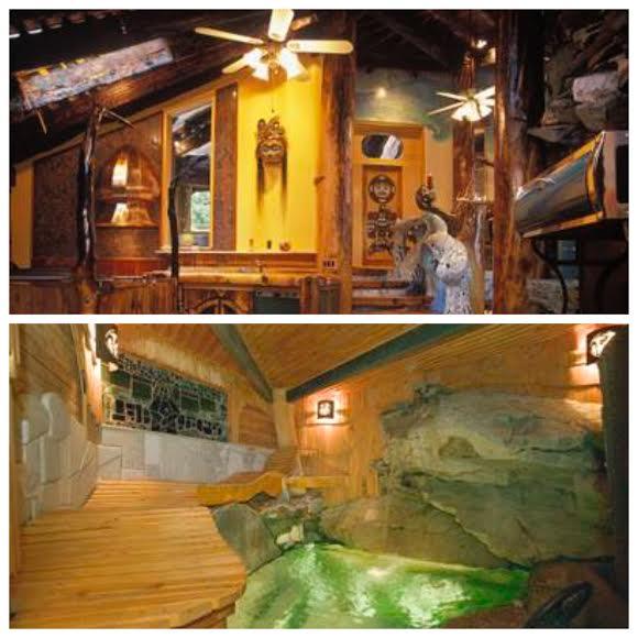 Whistler Mushroom House
