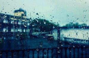 rainfall Vancouver
