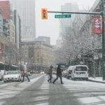 Environment Canada Issues Heavy Snowfall Warning; Expect 10-25cm Friday