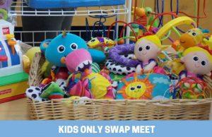 Kids Only Swap Meet