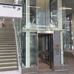 Metrotown Station To Open New Elevators, Stairs, Compass Fare Gates