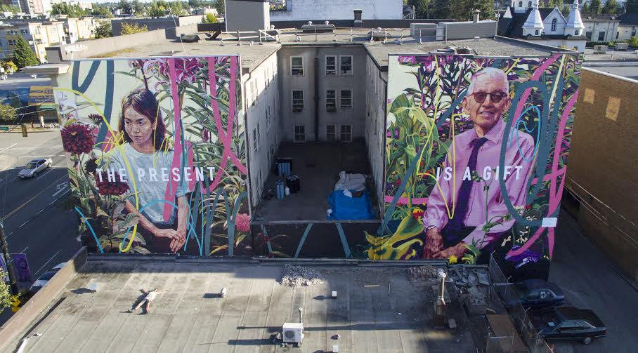 Mural Sites In Vancouver
