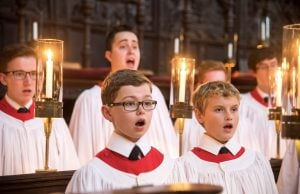 Early Music Vancouver presents The Choir of King's College, Cambridge – March 26, 2017