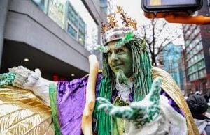 St. Patrick's Day in Vancouver