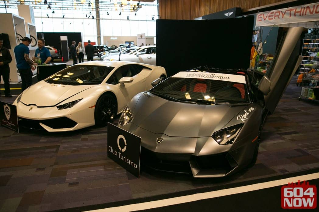 Sneak Peek Inside The Vancouver Auto Show Photos Now - Auto show near me