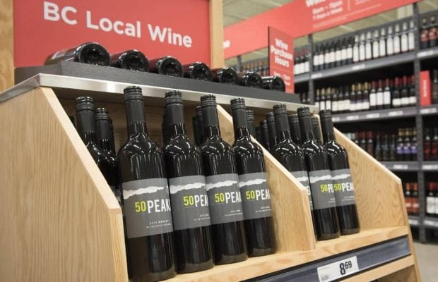 Superstore Wine