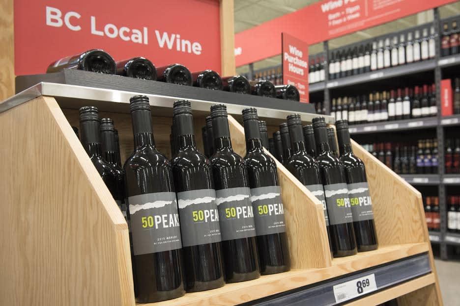 Superstore Wine