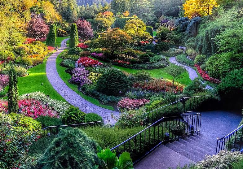British Columbia Gardens
