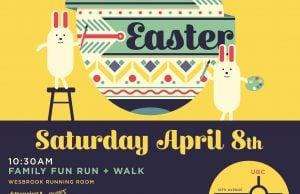 Easter hops into Wesbrook Village 2017