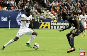 Whitecaps Season Opener Draws 19,000 to BC Place