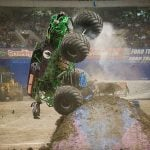 Monster Jam At The PNE's Pacific Coliseum