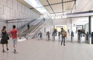 Surrey Central Station