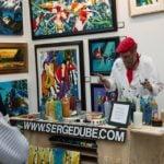 Langara Art Sale