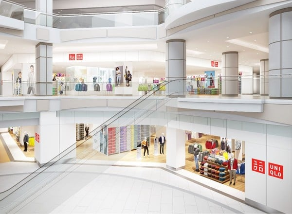 UNIQLO opening first BC store Metrotown