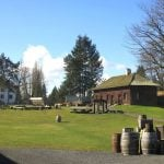 The History of Fort Langley