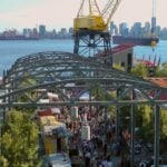 Shipyards Night Market North Vancouver 2019