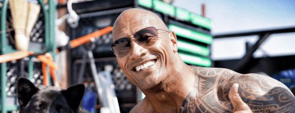 Dwayne Johnson - The Rock Vancouver
