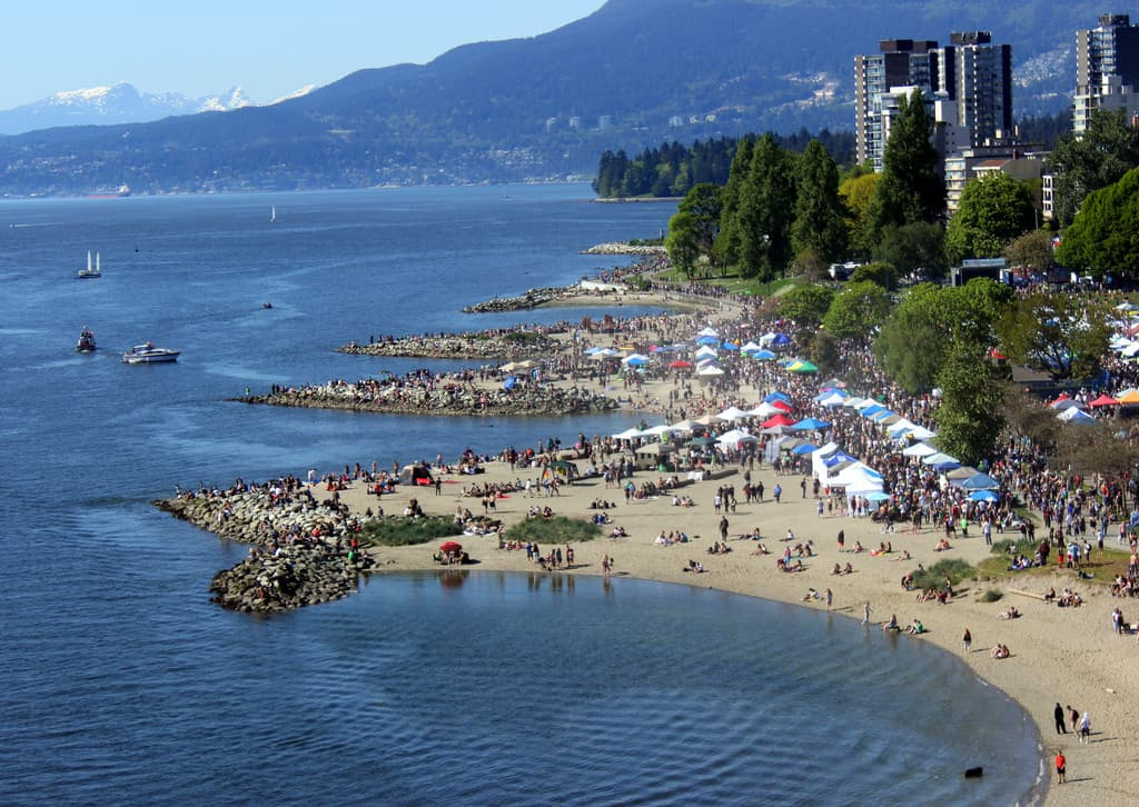 City Council Looking To Take Legal Action Against 4/20 Vancouver Organizers