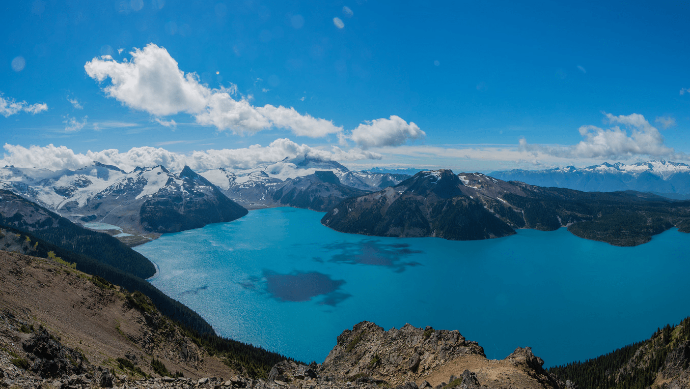 Garibaldi Lake / ParkBus