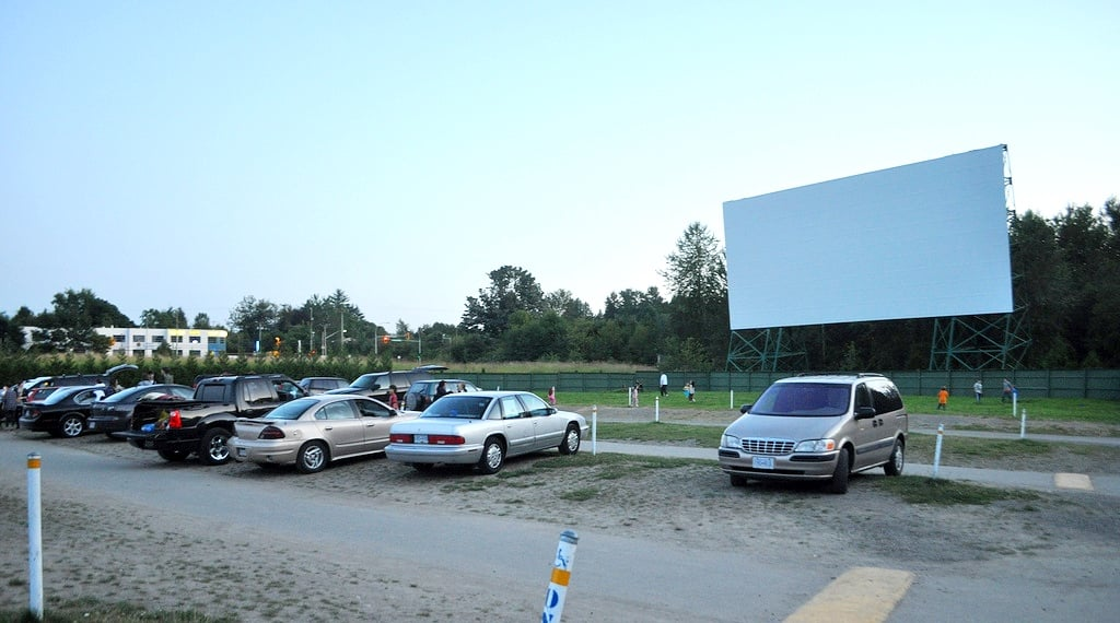 Langley Twilight drive-in