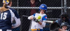 Surrey Resident Becomes First Woman To Join West Coast Baseball League