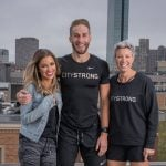 Workout With Kaitlyn Bristowe, Shawn Booth & Erin Oprea