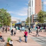 TransLink Reveals Renderings Of Surrey's LRT System