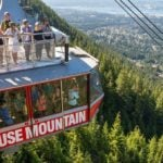 Grouse Mountain Canada Day Celebrations 2017