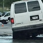 New West Sinkhole Causes Local Traffic Congestion