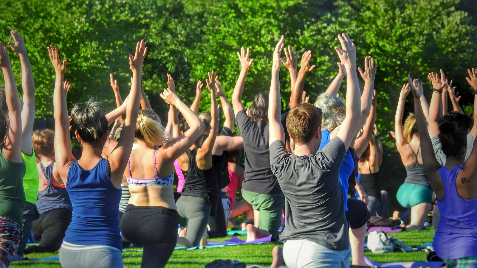 Free Birthday Activities Vancouver ~ Free outdoor yoga returns to kitsilano beach for the summer