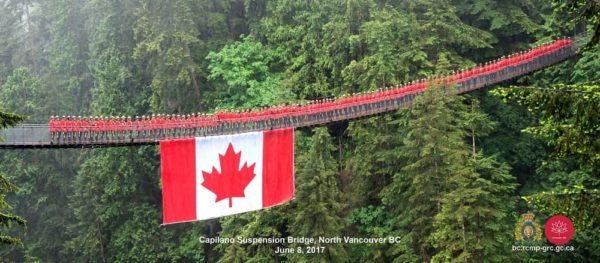 RCMP - Capilano Suspension Bridge