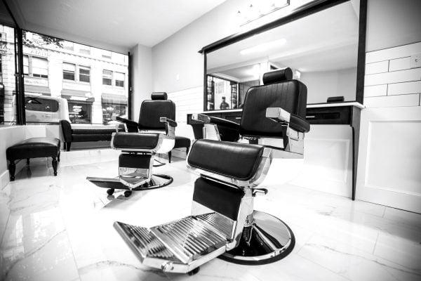 Sigma Barbershop Gastown Vancouver
