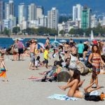 Temperatures Are Going To Hit a Sizzling 28°C In Metro Vancouver This Weekend
