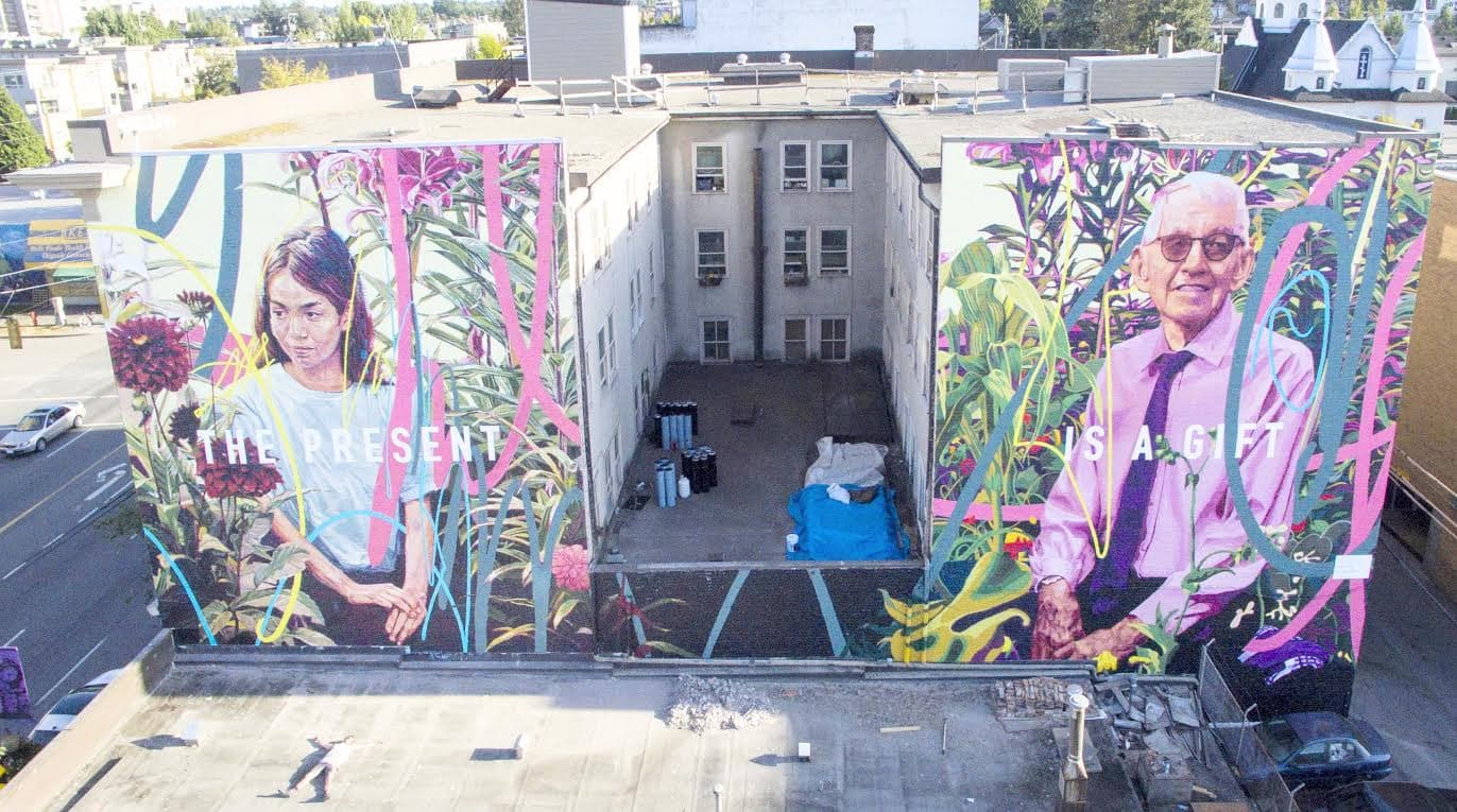 Vancouver mural festival to transform city 39 s urban landscape for Mural vancouver