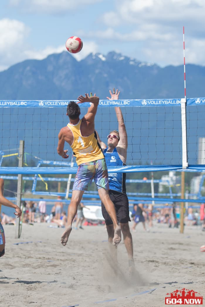 Vancouver Open Beach Volleyball