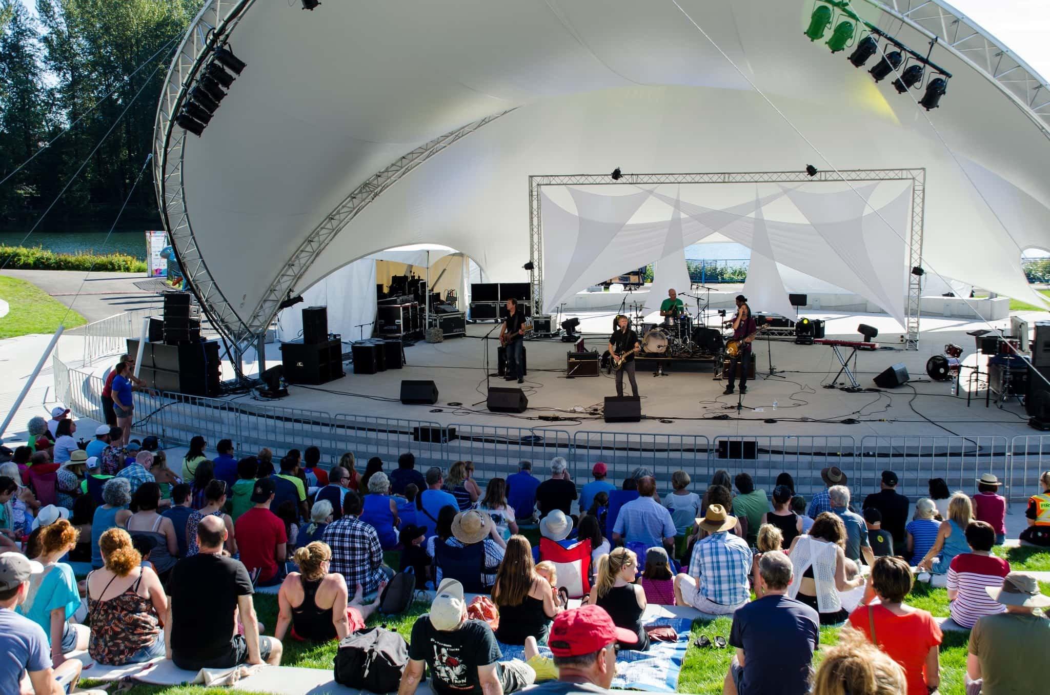 Coquitlam Summer Concert Series