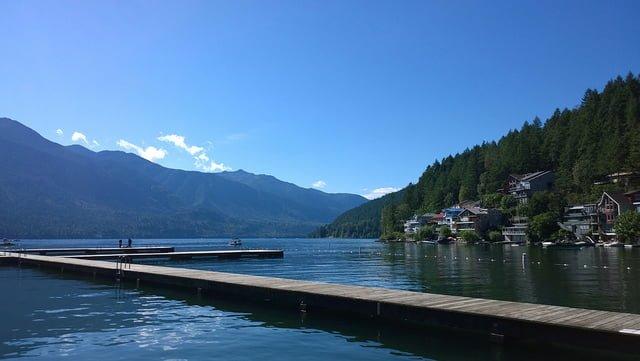 bc lakes