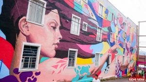 Vancouver's Second Annual Mural Festival Takes Over Mount Pleasant