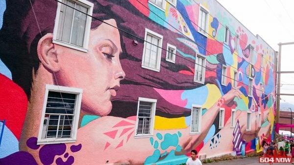 vancouver mural festival weekend activities
