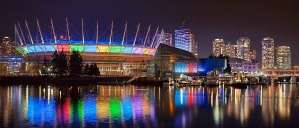 date night in Vancouver