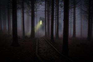 eerie road trips in Vancouver, most haunted