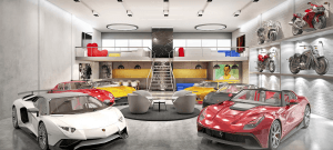 Fast and Luxurious: Richmond To Debut Supercar Condominium (Video)