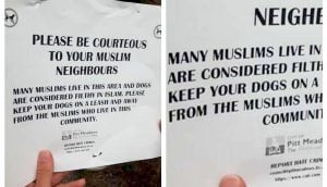 Racist Posters